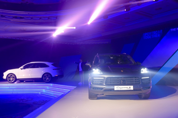 New Porsche Cayenne models launched in Bahrain