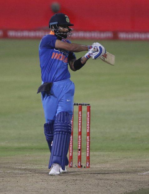 Kohli slams 33rd ton as India beat South Africa in opening ODI