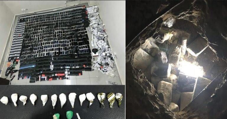 Police busts drug network inside Kuwait central prison