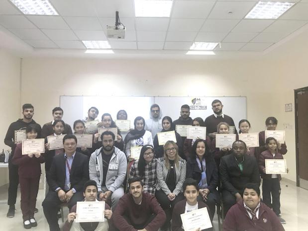 AMAISB honing leadership skills
