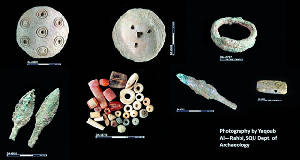 Millennia-old artefacts discovered in Oman