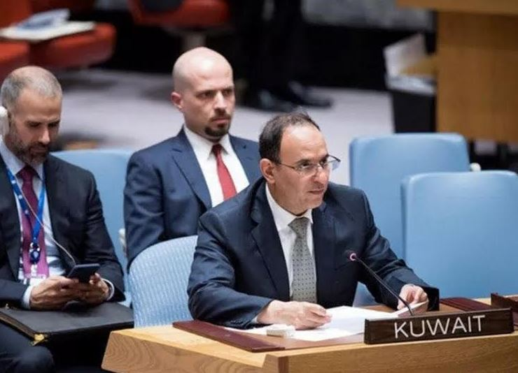 Kuwait concerned over Syrian chemical weapons claims
