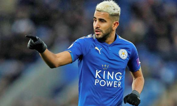 Leicester boss Puel hopes absent Mahrez will 'get his head right'