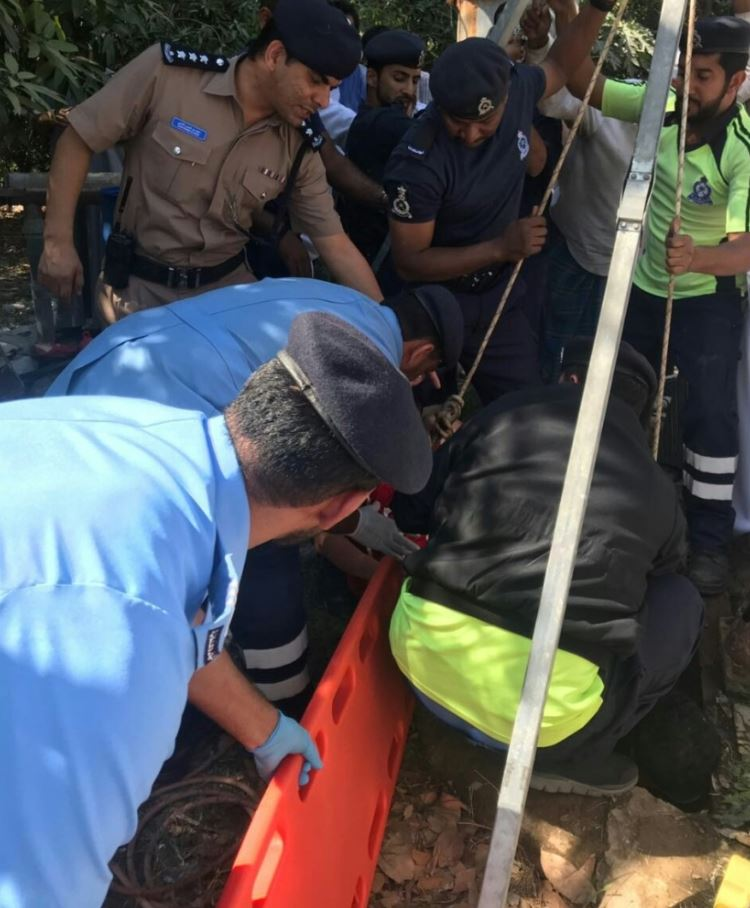 Rescue operation to save boy a success