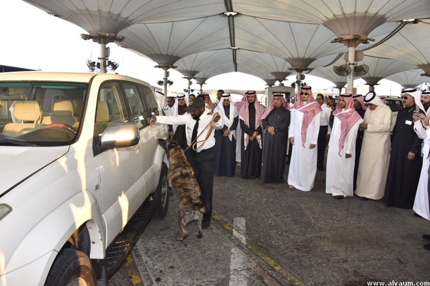 Saudi official visits King Fahd Causeway
