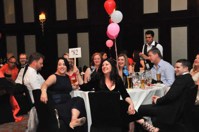 Photo Gallery: A charity event that aims to raise money for BSPCA was held