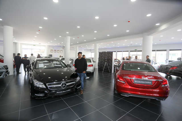 IN PICTURES: Mercedes-Benz Certified Pre-owned showroom launched in Tubli