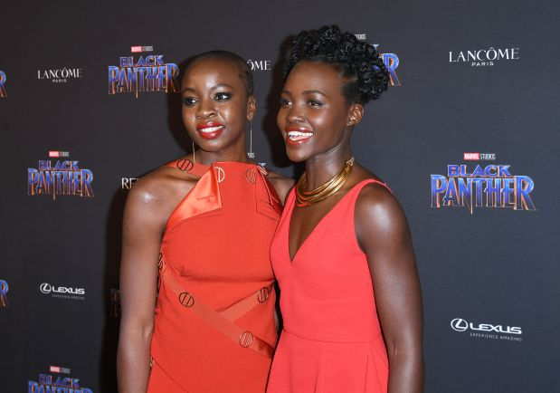 Hollywood: Black Panther fever hits NY Fashion Week