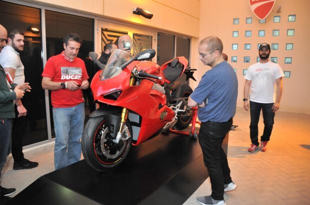 New Ducati model unveiled in Bahrain