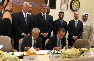 Siemens signs R&D deal with Kuwaiti organisations