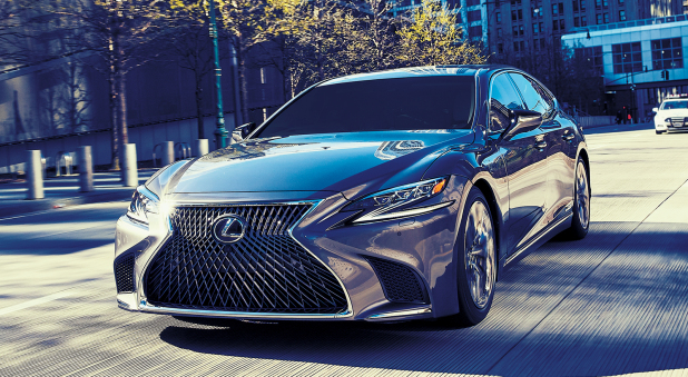 New Lexus LS 500 a model of perfection