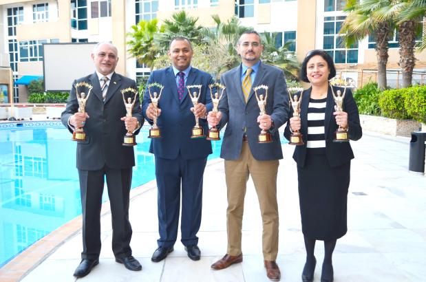 Elite Hospitality wins top awards