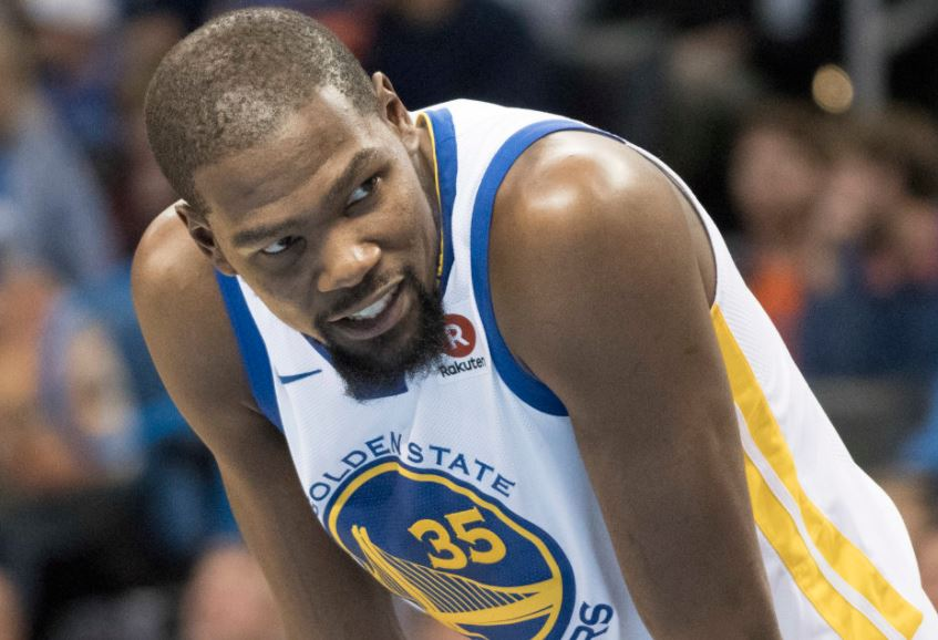 Apple signs NBA star Durant to produce new TV series