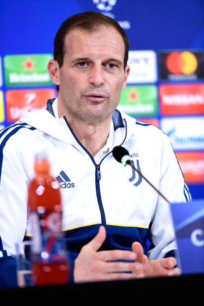 Allegri irritated by criticism as Juve fail to kill off Tottenham