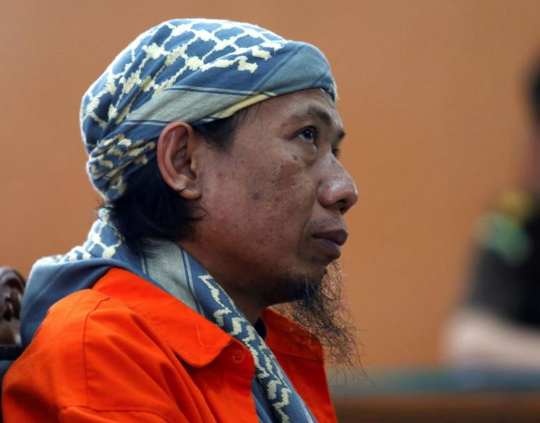 Indonesian court indicts cleric accused of planning attacks