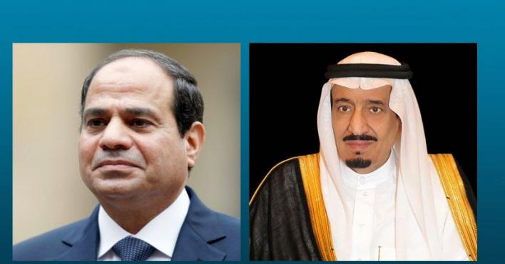 Saudi leader expresses firm support to Egypt