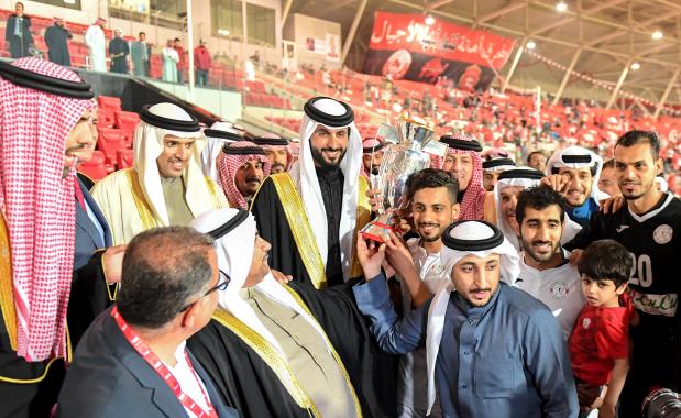 Al Najma claim King's Cup Title