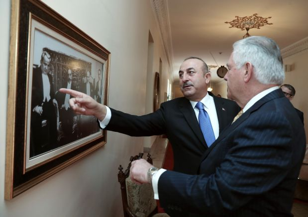 US and Turkey agree to mend ties