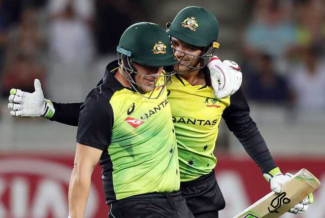 Aussies in record chase in Twenty20 history