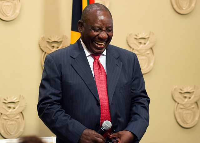 "South Africa's Ramaphosa hails ""new dawn"", warns of tough decisions"