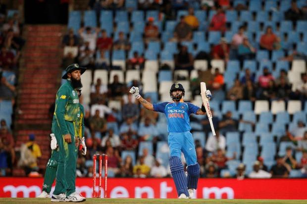 It's not finished yet says 'world best' Kohli