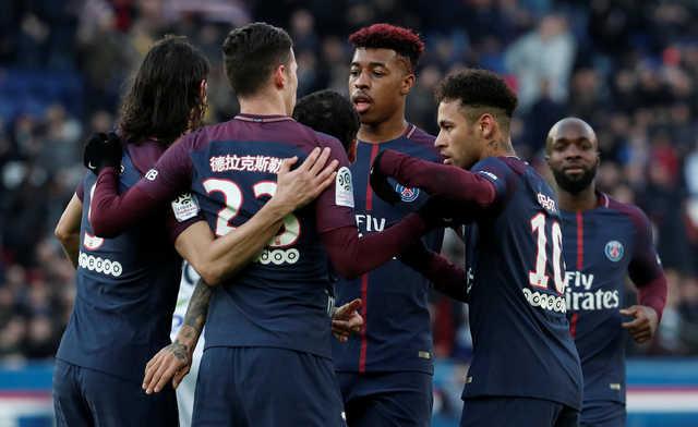 Ligue 1: Cavani, Neymar key as PSG rebound from Madrid gloom