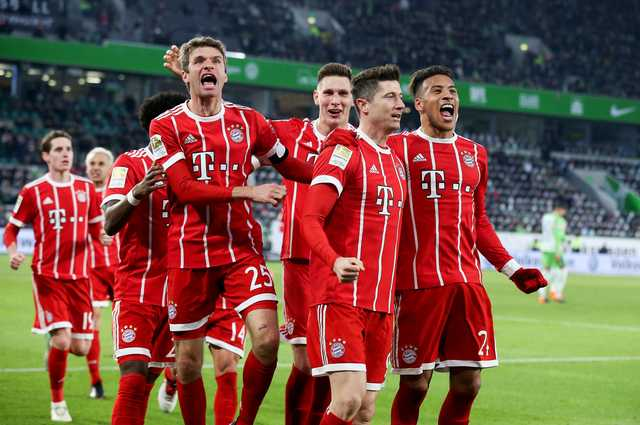 Bundesliga: Bayern snatch win with late penalty but Cologne foiled by VAR