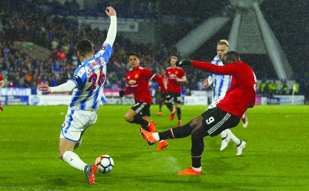 FA CUP: Lukaku stars in Manchester United win