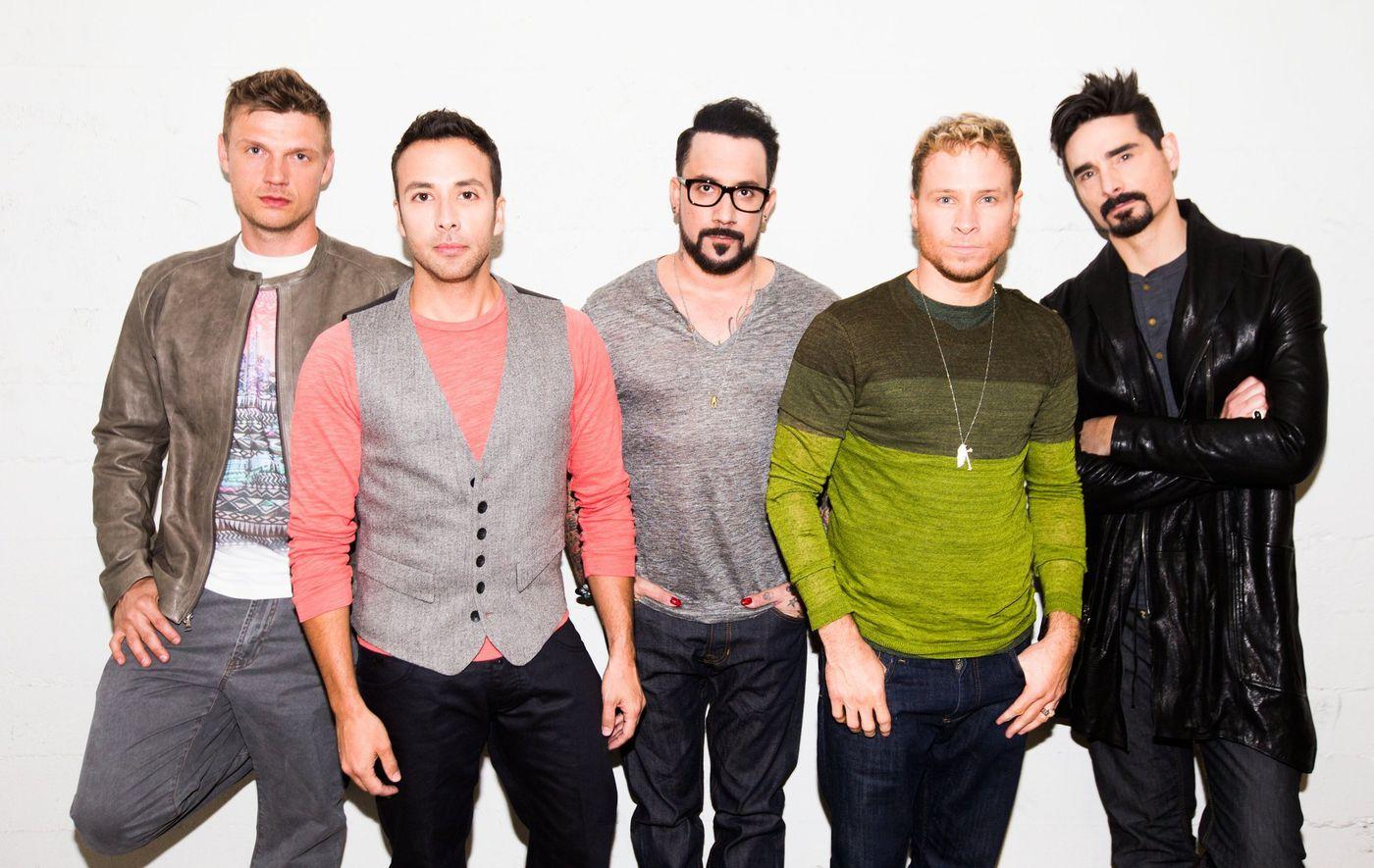 Backstreet Boys coming to Dubai