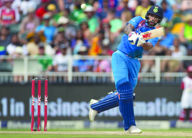 India defeat S. Africa by 28 runs in first T20