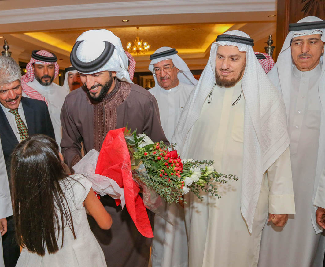 PHOTOS: Shaikh Nasser patronises RCO annual ceremony