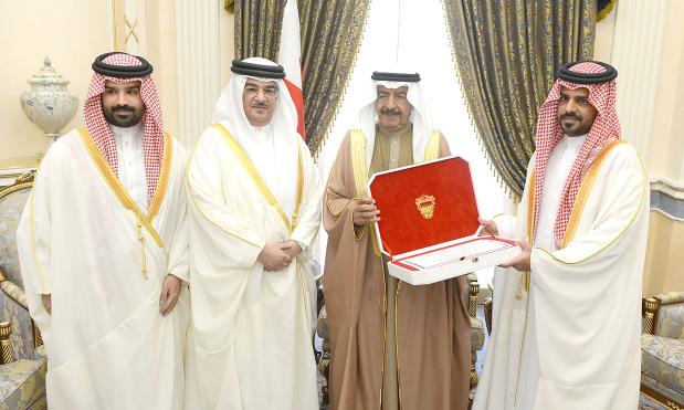 Premier receives Royal Court Affairs Minister