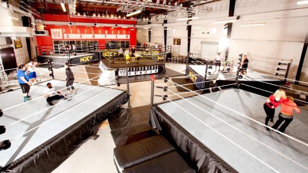 Bahrain plan to host WWE training academy