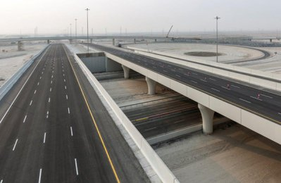 Qatar completes key phases of strategic road project