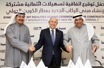 Limak wins funding for Kuwait airport project work