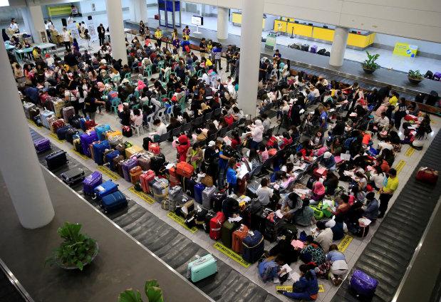 Philippine officials to visit Kuwait amid worker row