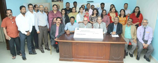 BD8,360 donated to cancer society
