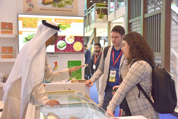Photo Gallery: 14 Bahraini food companies at Dubai expo