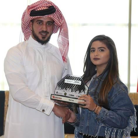 Bahraini singer Hala Turk joins Brave International tour to Jordan