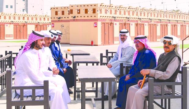 Premier stresses on Importance of preserving Bahrain's cultural heritage