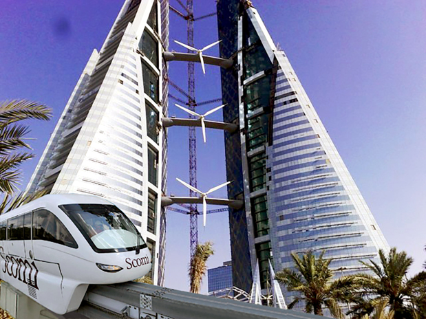 Monorail link to seaport planned; project 'steadily progressing'
