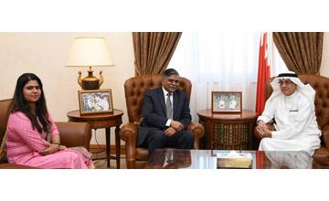 Deep rooted Bahrain-India friendship hailed
