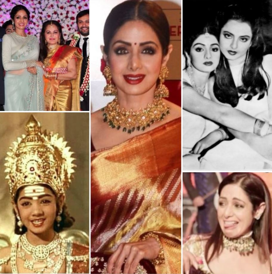 On Sridevi's 55th birth anniversary: Celebrating her life and films