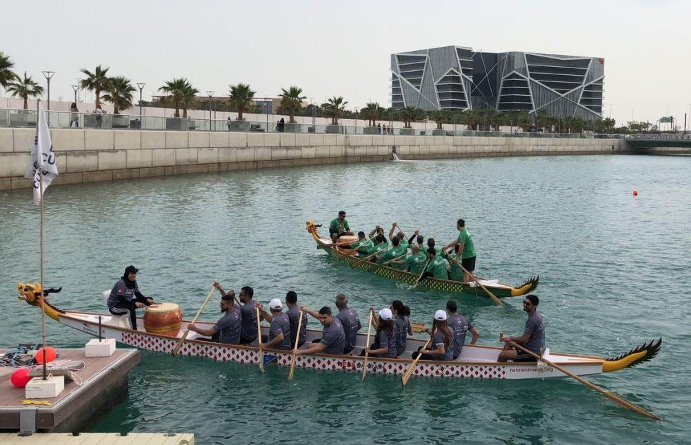 Second Dragon Boat Race 'a huge success'