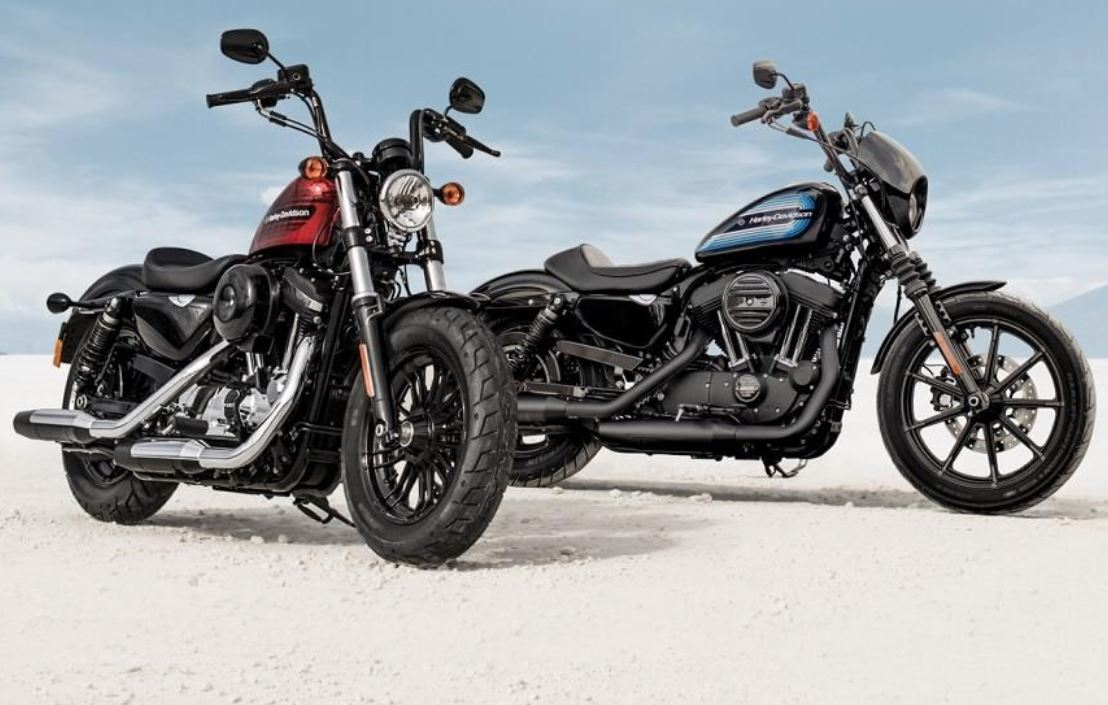 Harley Davidson Iron 1200 and Forty-Eight Special models introduced