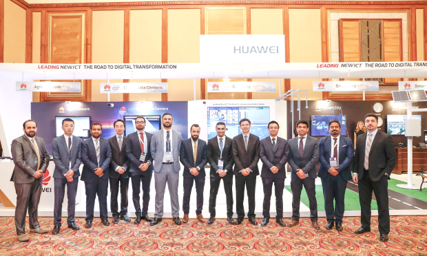 Smart city solutions showcased