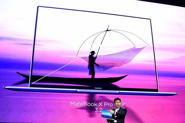 Huawei launches new tablet in flagship phone hiatus