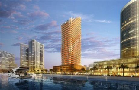 BinGhatti starts work on $109m Business Bay development
