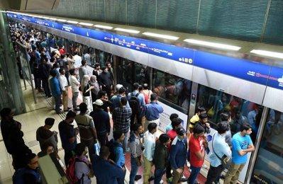 UAE Business: 551m use Dubai public transport in 2017