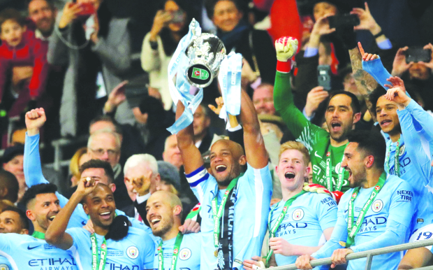 How Many Man City Won The Cup: Football: Manchester City Hammer Arsenal To Win First